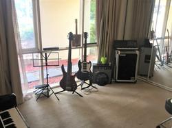 Guitars galore!