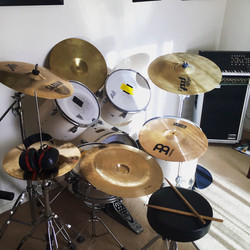 Cymbals of every shape and size!