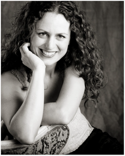 Beth Wood portrait