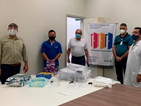 Doação de insumos ao Hospital Regional José Alencar