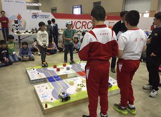 恭賀滬江小學隊伍獲得ROBOT BATTLE Runner UP 亞軍獎項