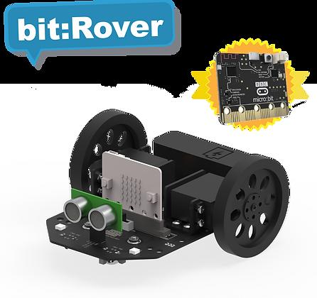 bit:Rover (產品包括Micro:bit)