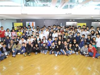 香港公開大學「我是機械人工程師!」工作坊