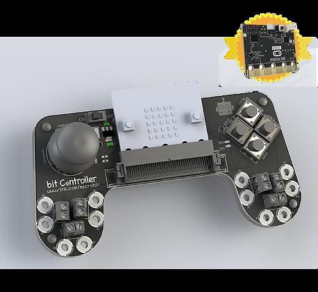 bit:Controller(產品包括micro:bit)