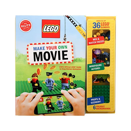 Klutz: Lego Make Your Own Movie Activity Kit