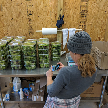 Greens Packing
