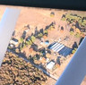 Areal Photograph of the Farm
