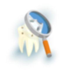 All on one icons_teeth checkup - Baroda