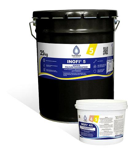 INOFI 5 PU polyurethane two-component mastic Winter