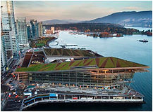 Vancouver Convention Centre exhibitor appointed contractor vancouver labor booth storage city office