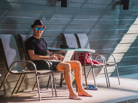 Homeoffice on the Beach: The New Remote Worker Visa in Panama