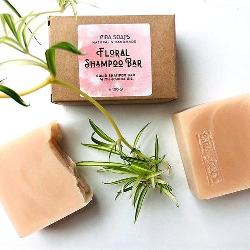 Floral Shampoo Bar
