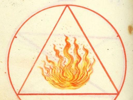 Initiation au feu sacré