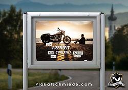 Schaukasten Poster christlich