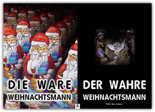 Wa(h)re Weihnachtsmann