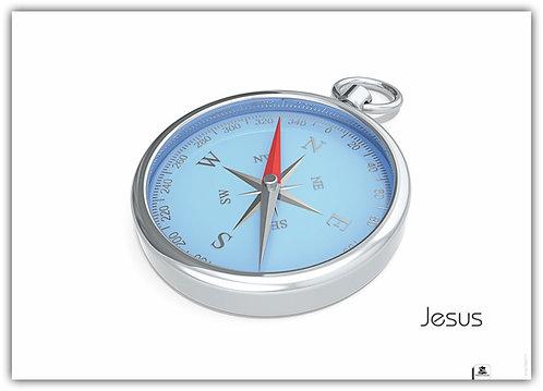 Jesus #4 Kompass
