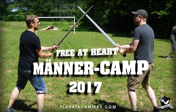 Free at Heart - Männer Camp