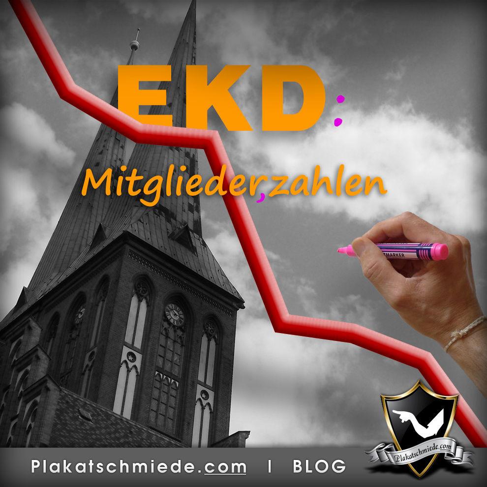 EKD Mitgliederzahlen für 2020, Blogartikel, Blog, Ursachen, Abwärtstrend