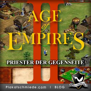 Age of Empires - Priester der Gegenseite