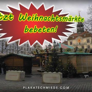 Jetzt Weihnachtsmärkte bebeten!