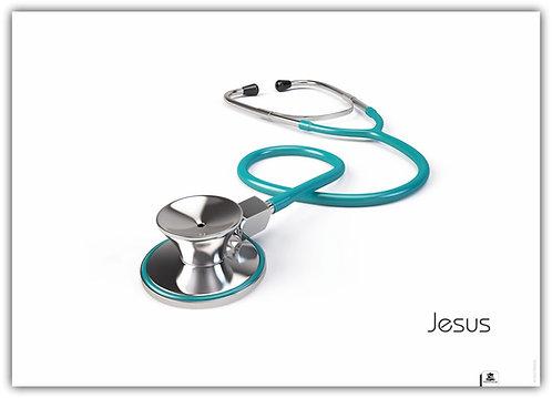 Jesus #5 Arzt