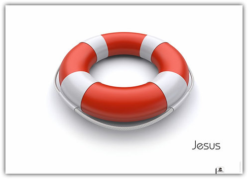 Jesus #3 Rettungsring