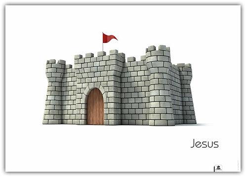 Jesus #2 Burg