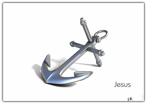 Jesus #1 Anker