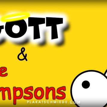 Gott und Die Simpsons - Eine Produktfälschung!