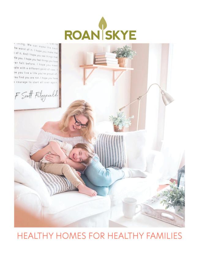 Roan | Skye Pamphlet Cover