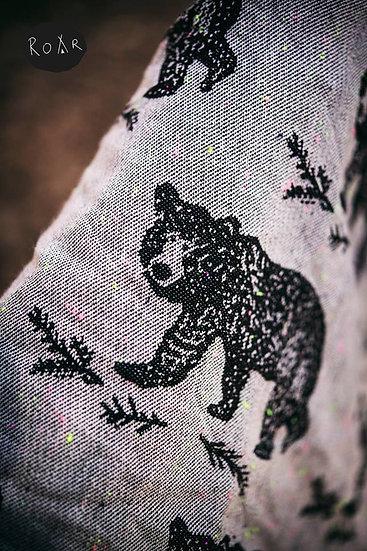 ROAR Les oursons (noir neon) 6-os