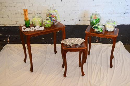 Tischchen 3er Set