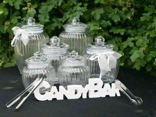 Candybar Zubehör