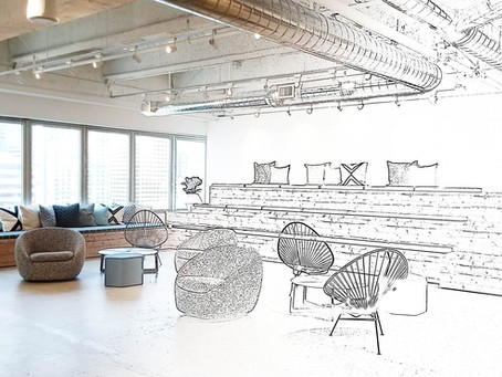 From sketch to reality: Cool office amenities that foster community.