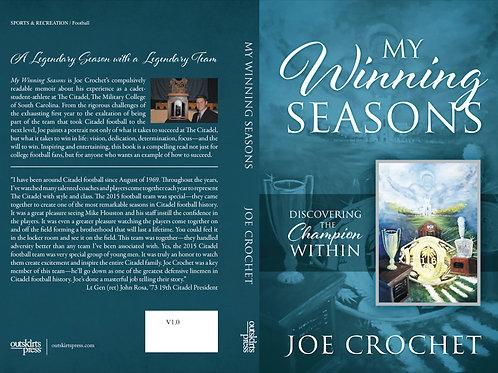 Autographed My Winning Seasons Book