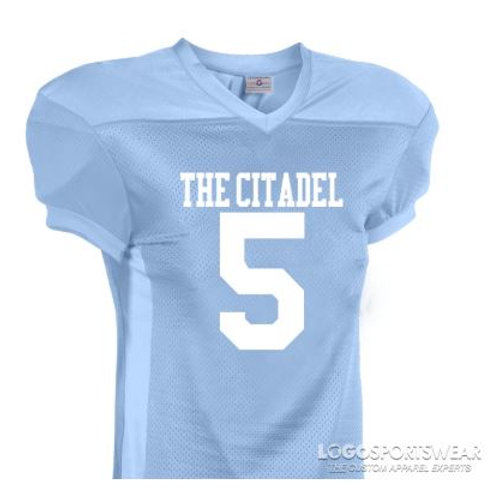"""The Citadel Football Jersey """"Customize"""" w/ your Name & Number"""