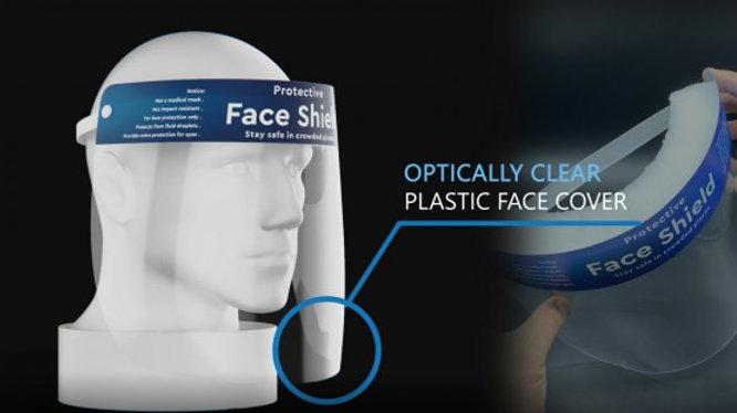 HD Face Shields