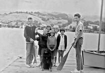 On the deck group 7-1963 crop b&w.jpg