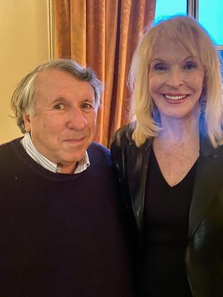 Jesse Kornbluth and Nancy Collins