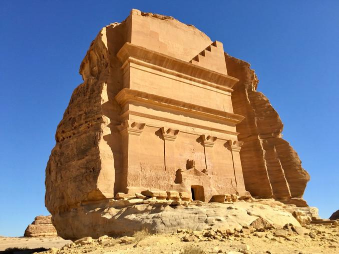 Madain Saleh, Kingdom of Saudi Arabia