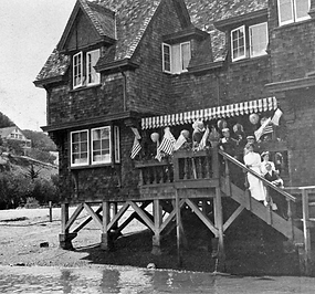 Farr Cottages #88 - circa 1914, fourth o