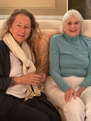 Priscilla Rattazzi and Connie Wiley