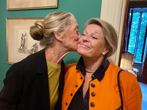 Susan Calhoun Moss and Anki Leeds