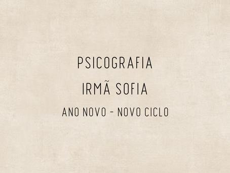 Mensagem Canalizada - Irmã Sofia - Ano Novo
