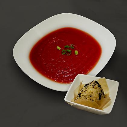 Beet & Carrot Soup