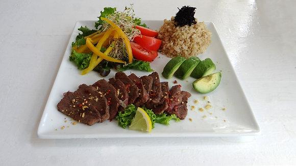 Tender Beef Salad Bowl