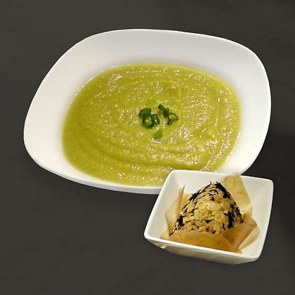 Cauliflower & Leek Soup