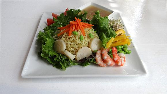 Seafood Dipping Ramen
