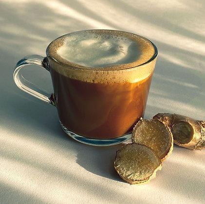 Ginger Caffe Latte