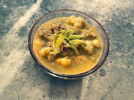 Chicken Cauliflower Stew
